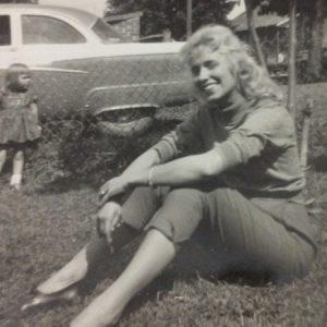 Grandma of Caz Lusther